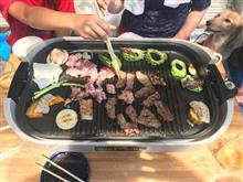 焼き肉(*^^*)