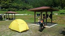 十何年かぶりのソロキャンプ