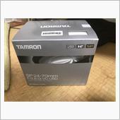 タムロン24-70 f2.8