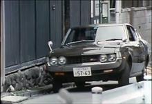 レギュラー覆面車(トヨタ車)の初登場②
