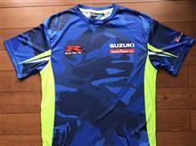 GSX-RのTシャツ