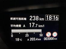 3,000キロ@N箱