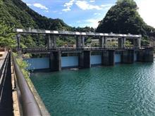 小河内ダム&白丸ダム