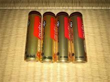 【日本製】FDK富士通乾電池性能比較【インドネシア製】