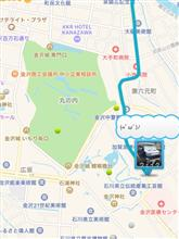 愛車2台旅行 佐渡 兼六園 (その3)