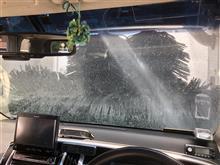夏休み2日目・・・洗車日和じゃなかった