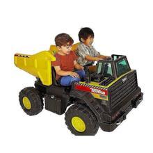 改造してみたい玩具・・・・2名乗車ダンプカーを。
