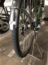 電動自転車のタイヤ交換