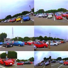 8/25 第15回Fiat de morning caffe @都筑PAを開催のお知らせ