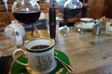 カフェ とむとむでヨーロピアン珈琲