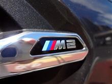 初登場、、BMW M2!