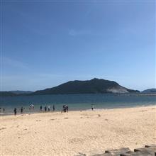 ◆【山口の夏】夏休み最終日、海に来ました