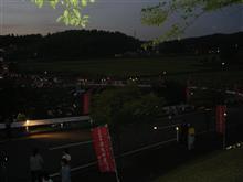 オラの町の夏祭り
