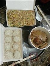 ある日の晩御飯31 観光地で食べる美味しい庶民の味 / 九分 台湾