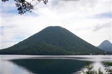 赤城山と榛名山