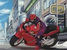 「バイクが似合うキャラといえば?」アンケート結果発表!!