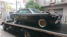 今日、会った車