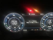 GTE 充電中に AC ON 可能