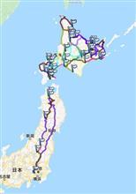 2018年北海道ツーリング