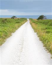 2018夏・北海道旅③ 白い貝殻の道と黒い蕎麦と道北スーパー林道(4日目)