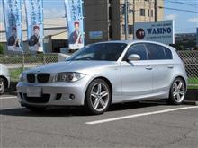トータルアライメント調整...BMW E87 130 KONIアクティブ