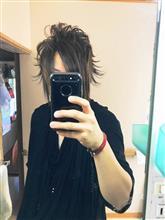 ツートン Hair STYLE