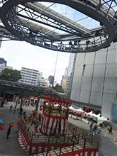 六本木ヒルズアリーナ盆踊り大会