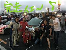 2018/8/13 K4GP-軽自動車耐久-5時間500kmクラス 初参戦 ♪