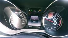 AMG C43 1万キロを超えました