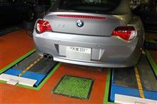 BMW E86 Z4 チューニング&メンテナンス