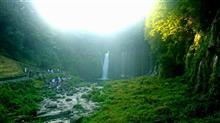 涼を求めて2~白糸の滝~