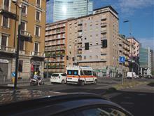 ポンコツの車窓から (Milano~Bellagio)