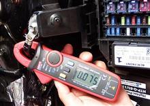 バッテリー上がり・トラブル対応、暗電流測定(マツダユーザーは要注意!?)
