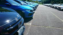 10th Civic Owners Clubチロルの森オフ会