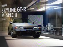 息子の愛車 R32 GT-R 【GT SPORTネタ】
