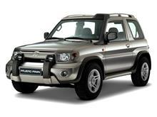 1999 Mitsubishi Pajero Pinin Concept Overview ・・・・