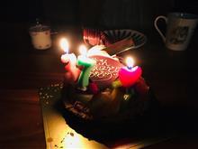 感謝の1年に(^^)