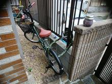 自転車買ってみた