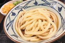 140円!納涼祭!うどん半額につられて 丸亀製麺