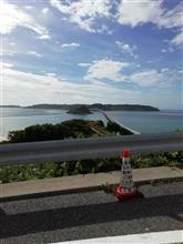 角島ドライブ