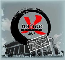 X-nation 2018開催!!!