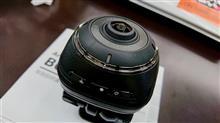 360度カメラの新型ドラレコが、あのBREXから出ちゃいました!