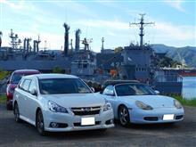 舞鶴サマーフェスタ ⑥ 港内めぐり特別機動船