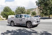 Spy Shots : Mitsubishi L200 ( Triton ) facelift - Dynamic Shield Face Ⅲ ・・・・