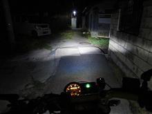 ヘッドライトLEDに交換