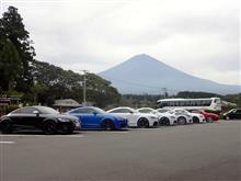 Audi TT 富士山周辺ツーリング