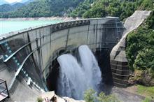 一位と二位のダム巡り(その2 黒部ダム・釜口水門)
