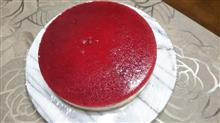 レアチーズケーキ!