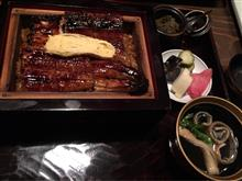 鰻のせいろ蒸し IN 東京