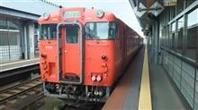 夏の北海道で非冷房のキハ40に乗る旅(その3)